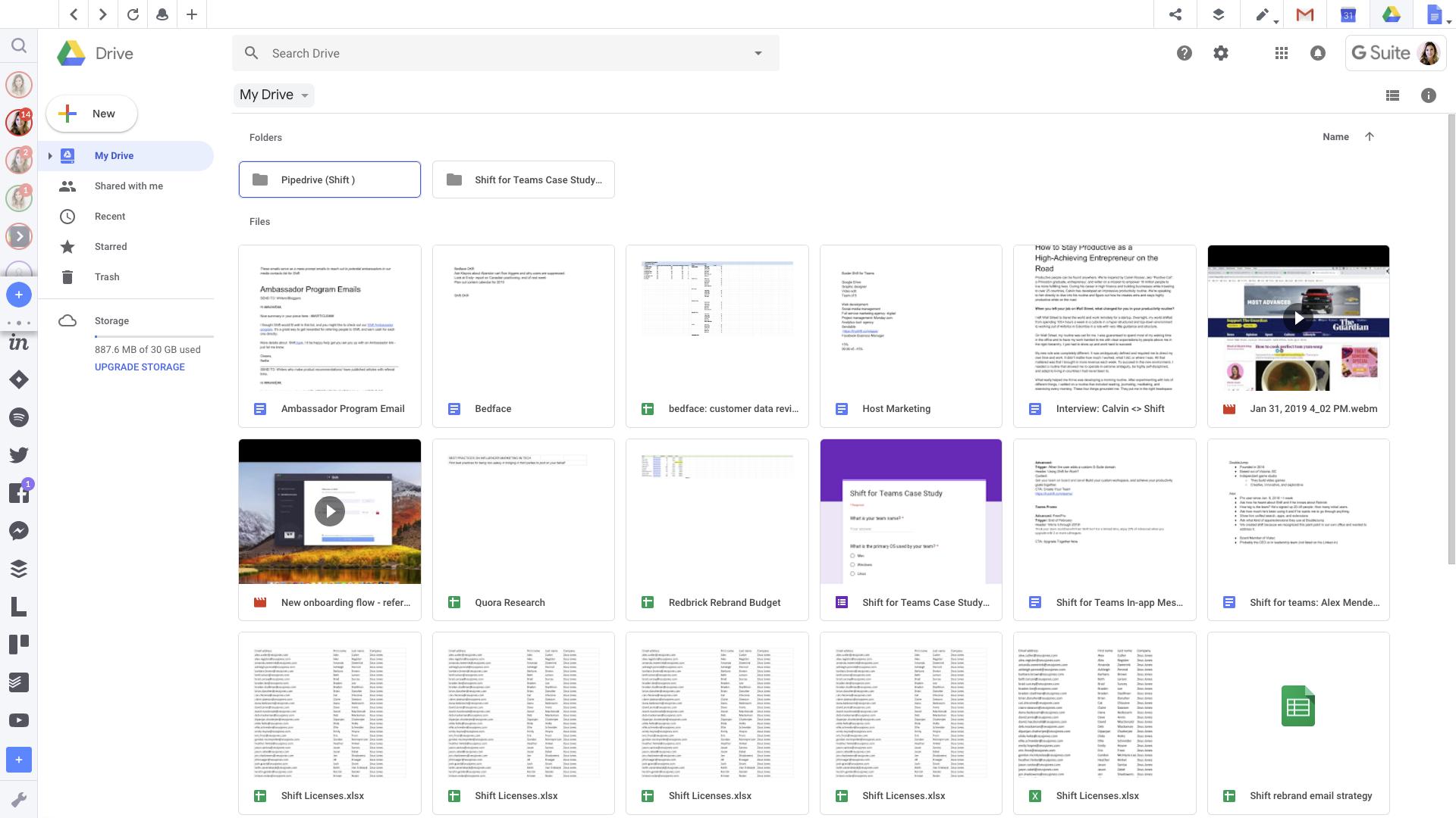 Google Drive on