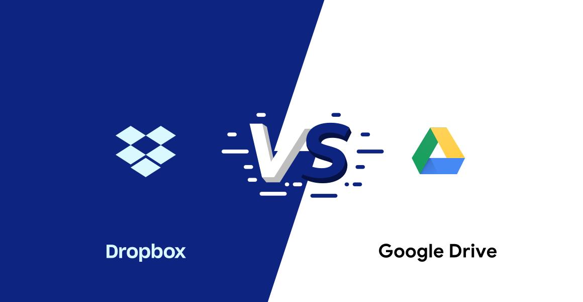 Dropbox vs Google Drive: Android – ¿Qué aplicación gana?