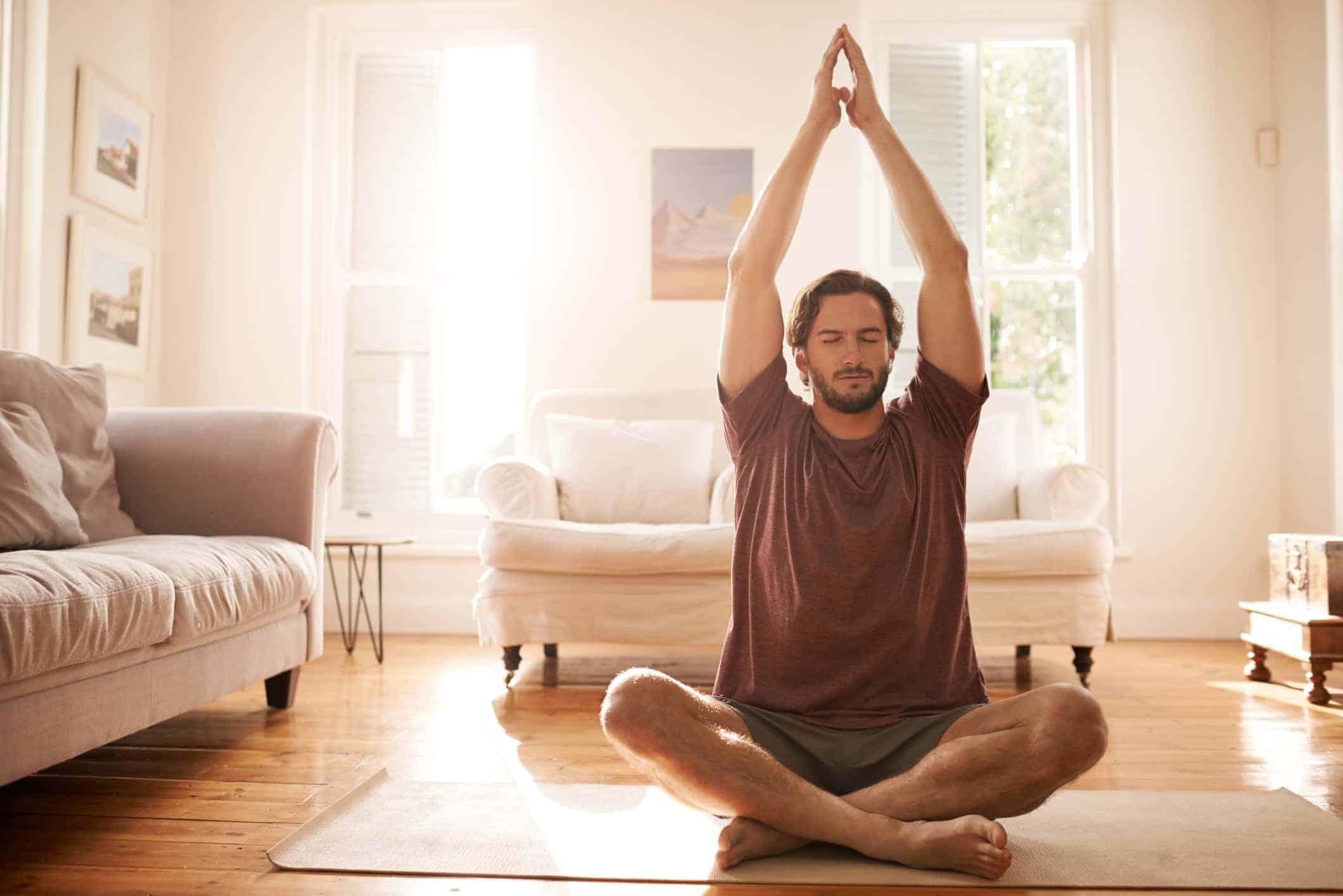Yoga is the perfect mindfulness meditation.