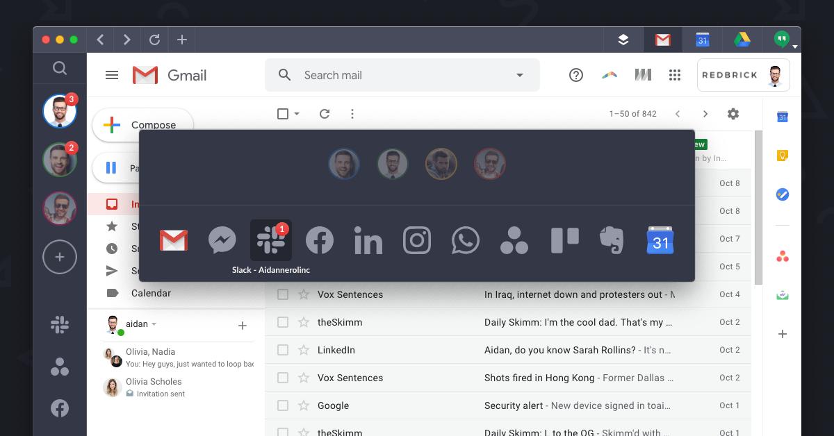 Shift screenshot