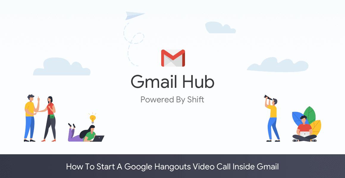 google hangouts video call