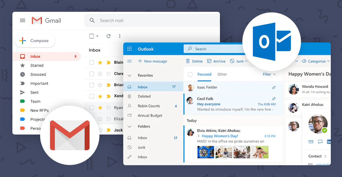 Gmail Vs Outlook The Ultimate Email Comparison Blog Shift
