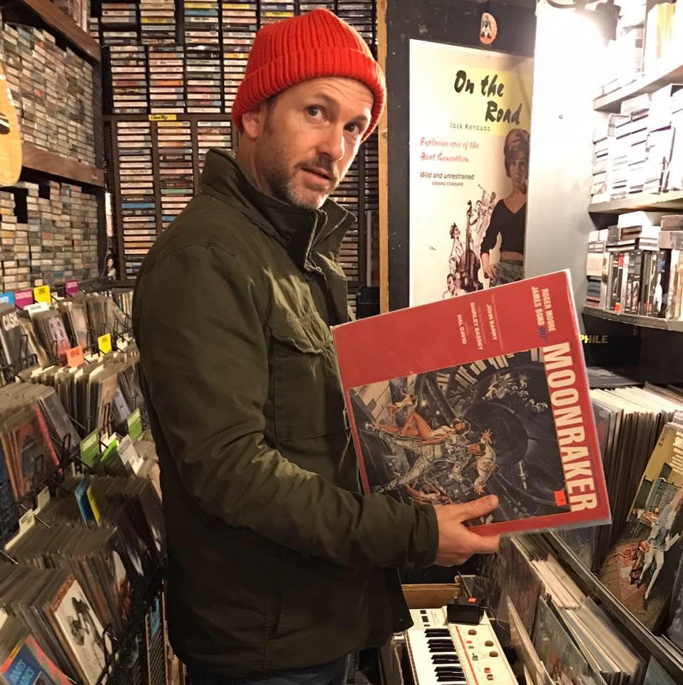 jeff soloman record store