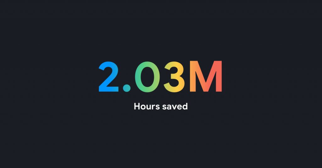 Hours Saved