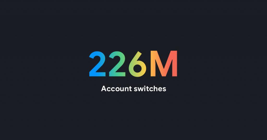 Account Switches
