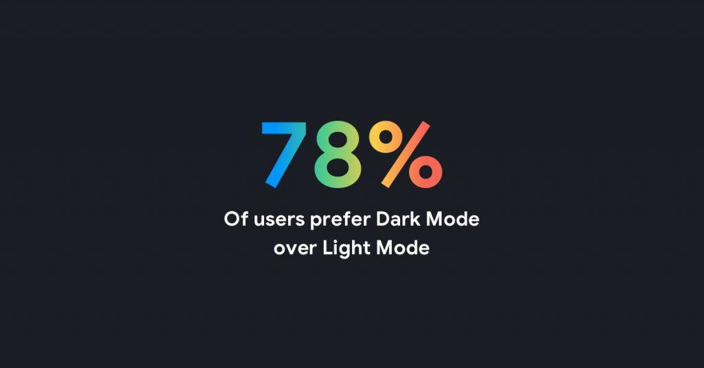 Dark vs Light Mode
