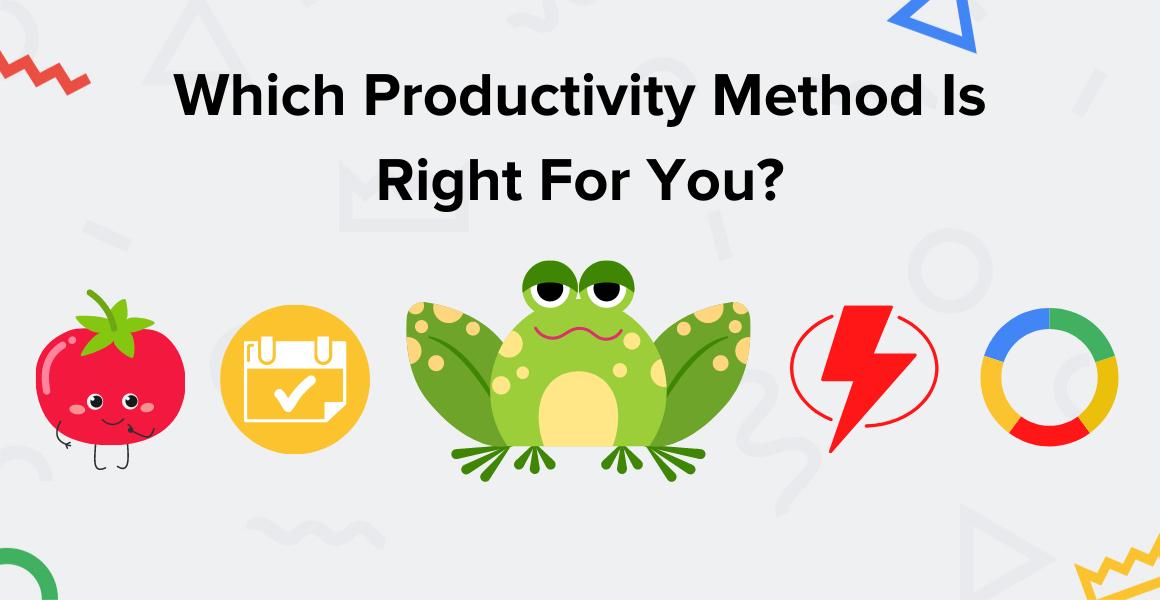 Productivity Methods - 2