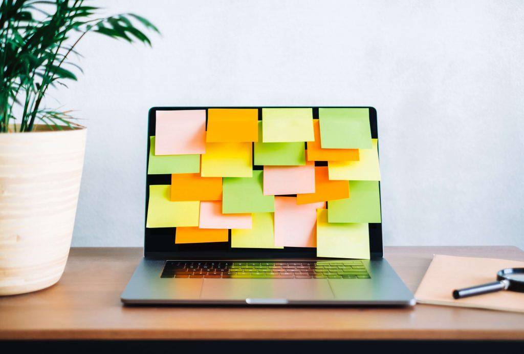 Organize your laptop